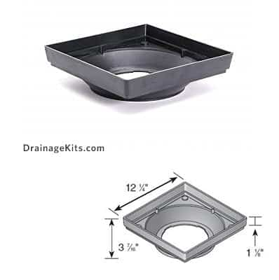 NDS1230 Low profile catch basin