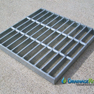 NDS1215 Galvanized steel catch basin grate