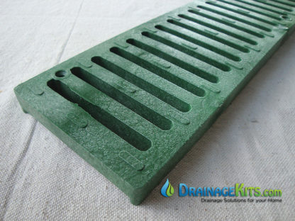 NDS242 Spee-D slotted green grate