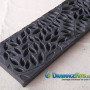 NDS252 Spee-D Decorative Botanical Black Grate