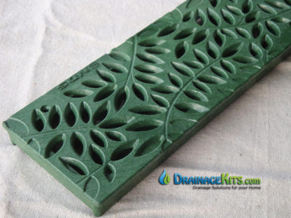 NDS252GR Spee-D Decorative Botanical Green Grate