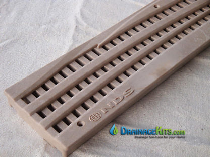 NDS253S Spee-D Decorative Wave Sand Grate