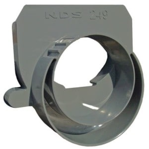 """NDS 3"""" & 4"""" Offset End Outlet NDS249"""