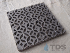 Raw-Cast-Iron-Interlaken-Catch-Basin-Grate