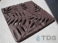 Decorative 12″ x 12″ Cast Iron Grate