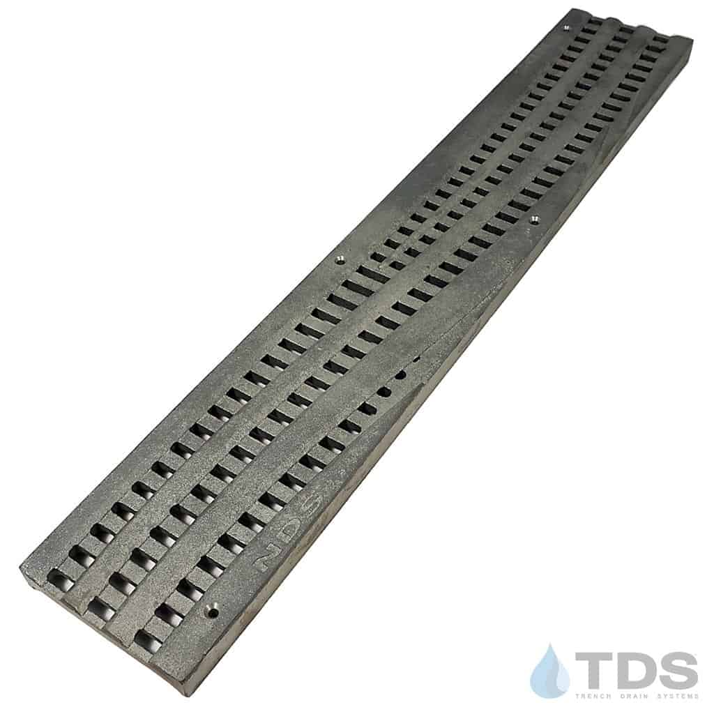 NDS-Wave-cast-iron-grate-TDSdrains