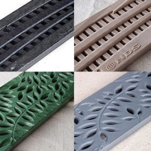 NDS Decorative Plastic Grates