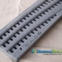 Spee-D Channel wave grey deco polyolefin grate