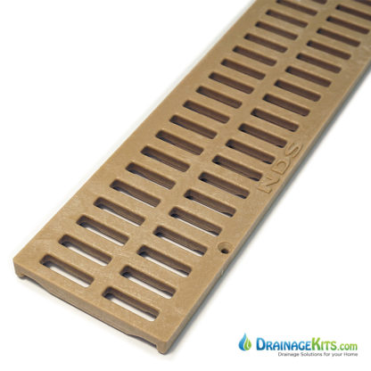 NDS544 Mini Channel Sand slotted grate