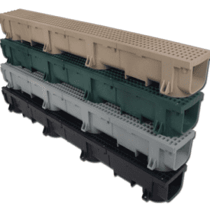 Driveway Drainage Kits in 4 great colors