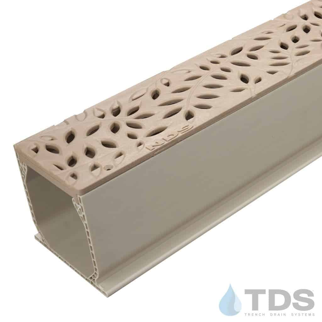 Deco Botanical Poly Sand Grate with NDS Sand Mini Channel MCKS-554S