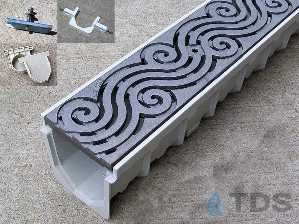 mearin100-Argo-CI-grate MEArin 100 channel raw deco Iron Age cast iron grate