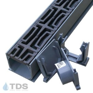 NDS mini-channel-carbochon deco Iron Age grate