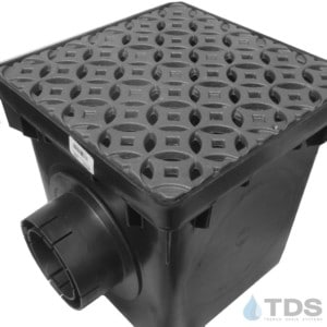 NDS-XX-int-12x12 raw Ironage Interlaken cast iron grate