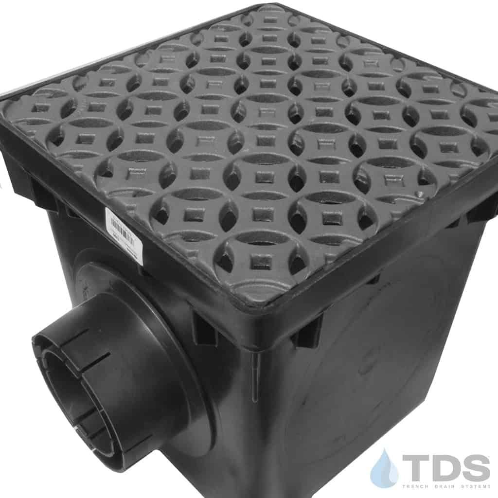NDS-XX-int-12x12 raw Ironage Interlaken cast iron grate