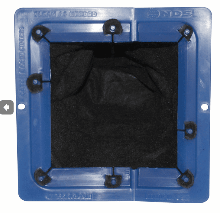 NDS 1200FF catch basin filter
