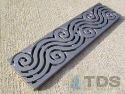 Decorative 4.8″ Cast Iron Grate for MEArin 100 – Argo