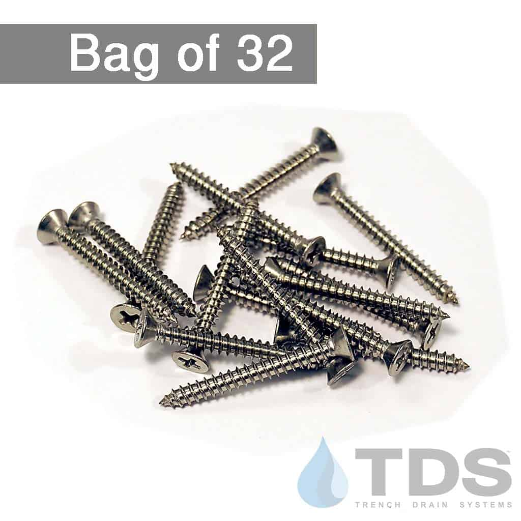 NDS846H stainless screw