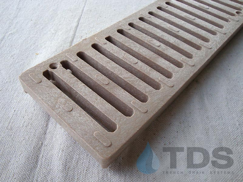 NDS244-sand-slotted-grate Spee-D channel