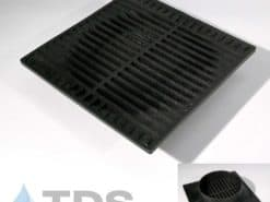 9″ Square Grate by NDS®