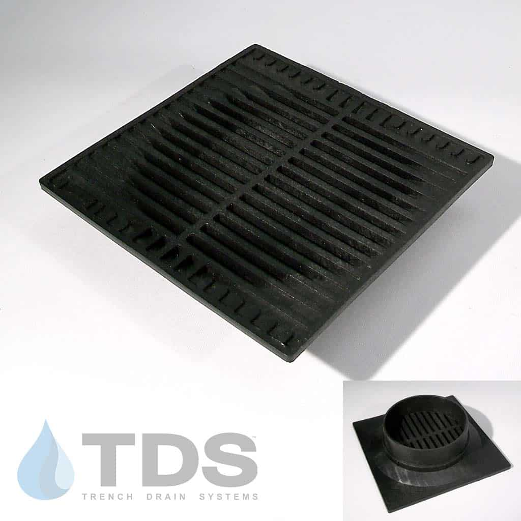 NDS970-9inch-grate-blk