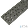 TDS-mini-channel-aluminium-raindrop-natural