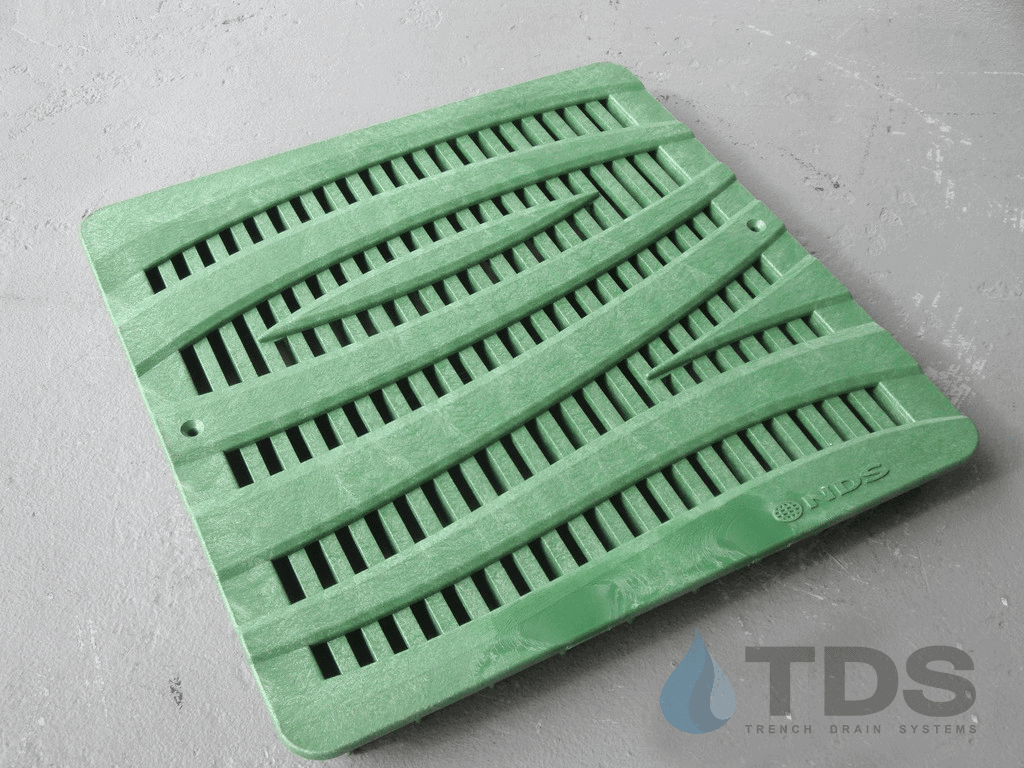 NDS1224GR_Green_Wave_NDS_Catch_Basin_Grate