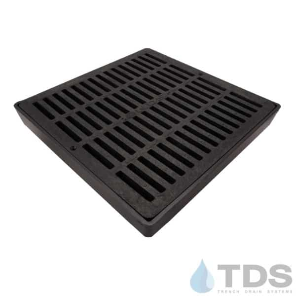 NDS-lowProfile-12-catch-basin-blk-slotted-grate-TDSdrains