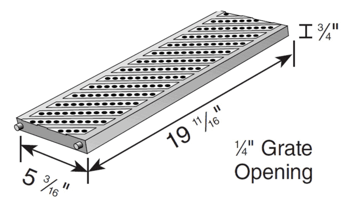 NS826-5-Pro-Series-Light-Grey-Perf-Grate-NDS