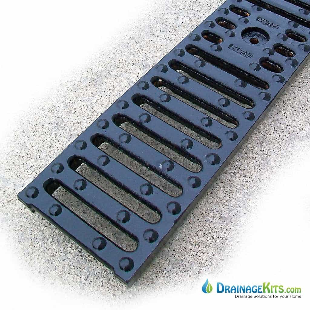 4 25 Cast Iron Slotted Grate For Zurn Z884 Drainagekits Com