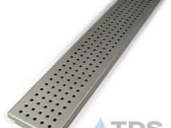4.1″ x 24″ Stainless Perforated Grate for Spee-D Channel