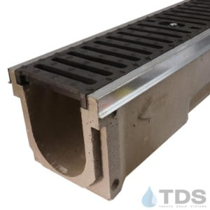 POLY600-GS-641-TDSdrains galv edge cast iron grate polycast