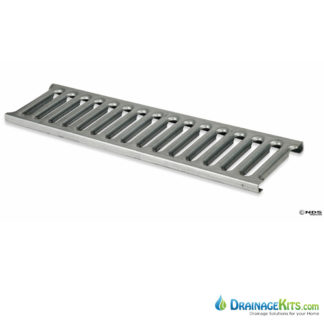 NDS DS-221 galvanized slotted grate for Dura Slope drain system