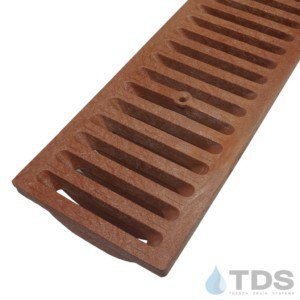 NDS-Dura-665-TDSdrains brick red slotted