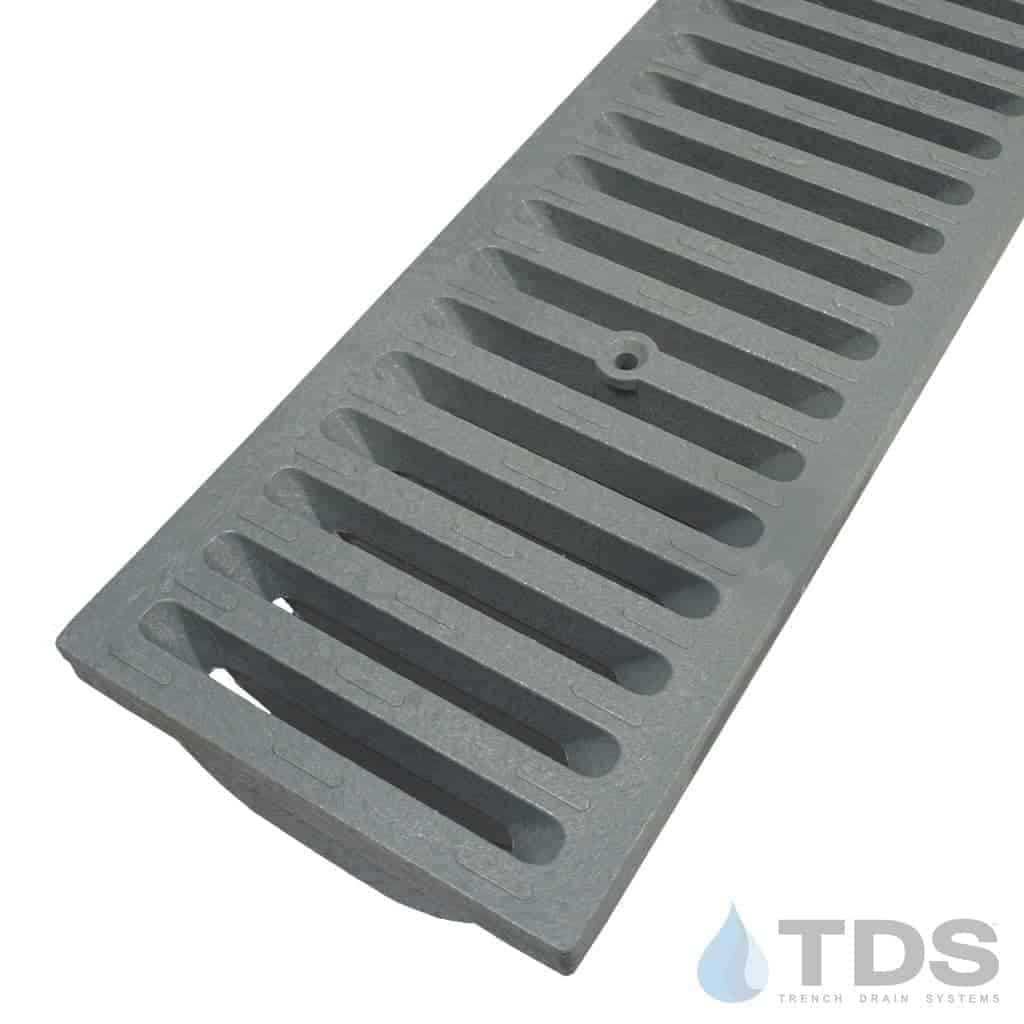 6 Quot X 24 Quot Dura Slope Plastic Slotted Grate By Nds