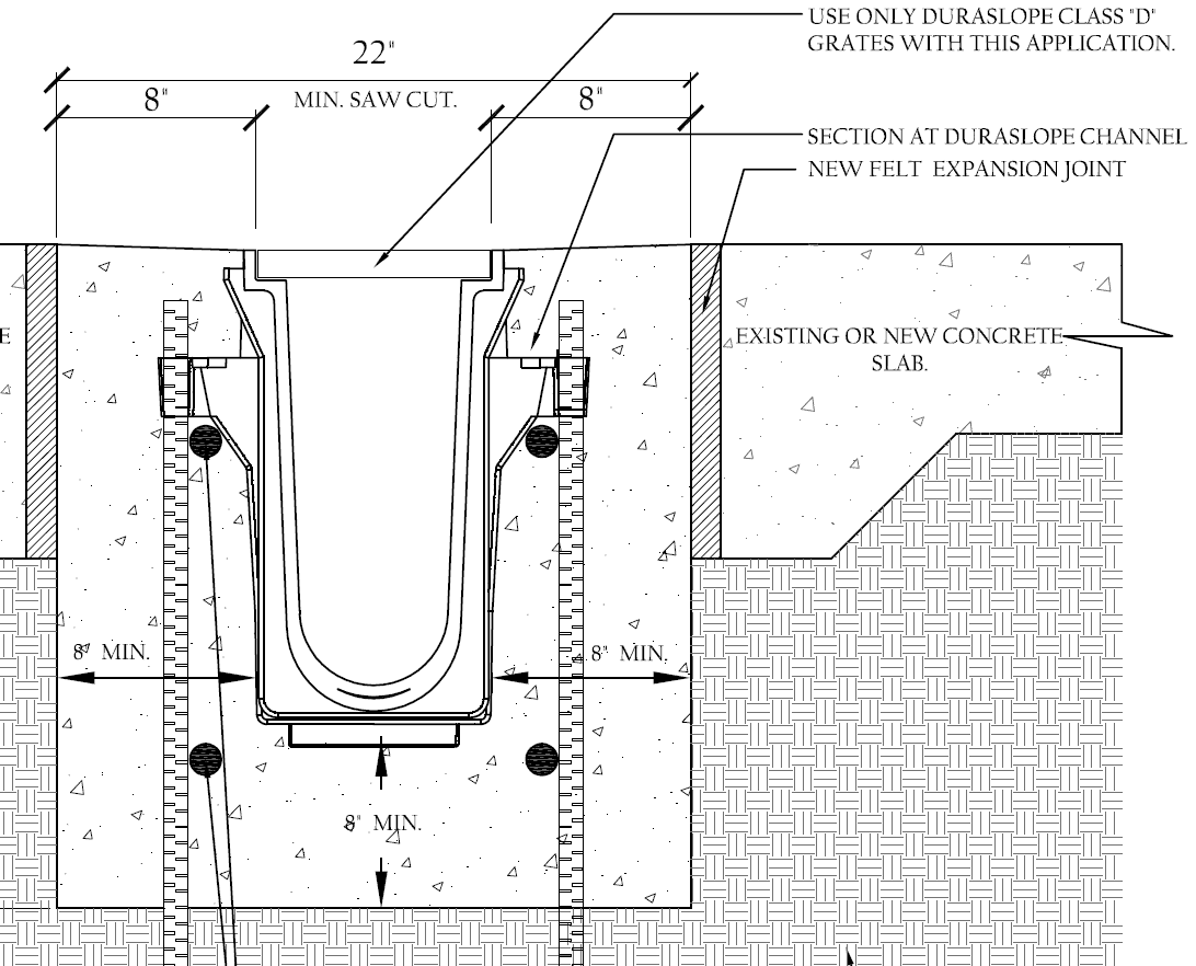 Dura Slope Schematic NDS