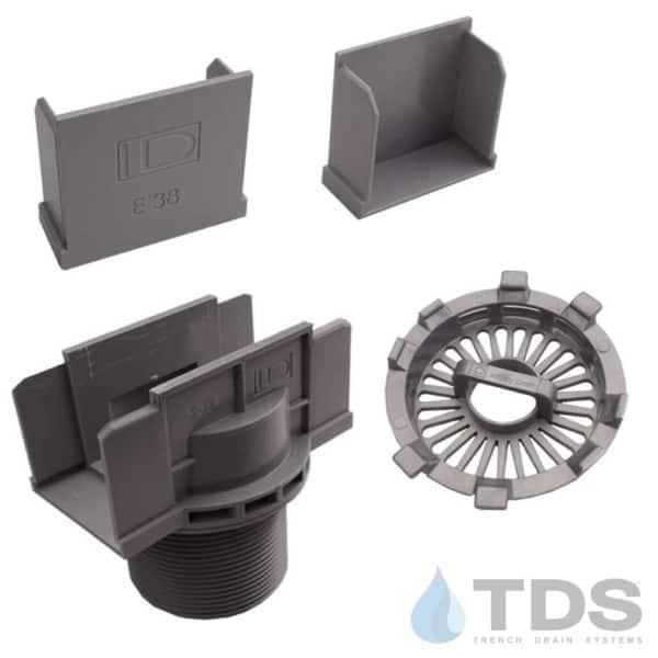 Parts-TDSdrains Infinity Drainage