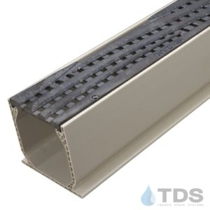 MCKS-555CI-TDSdrains sand channel wave cast iron nds grate