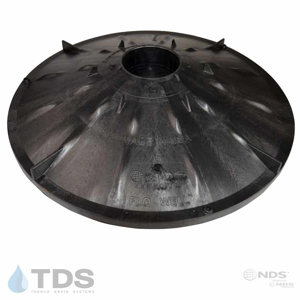 """FWAS24C 24"""" Round Cover Flo Well"""
