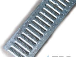5.2″ x 48″ Galvanized Slotted Grate – for POLYCAST®