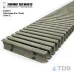 8″ x 48″ Fiberglass I-Bar Grate for 3000 Series