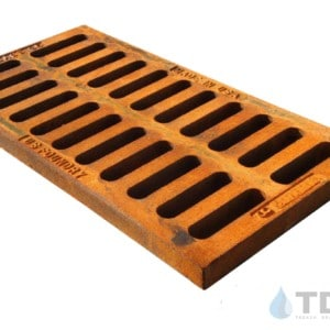 TDS-6118-12x24-Cast-Iron-Grate US Foundry