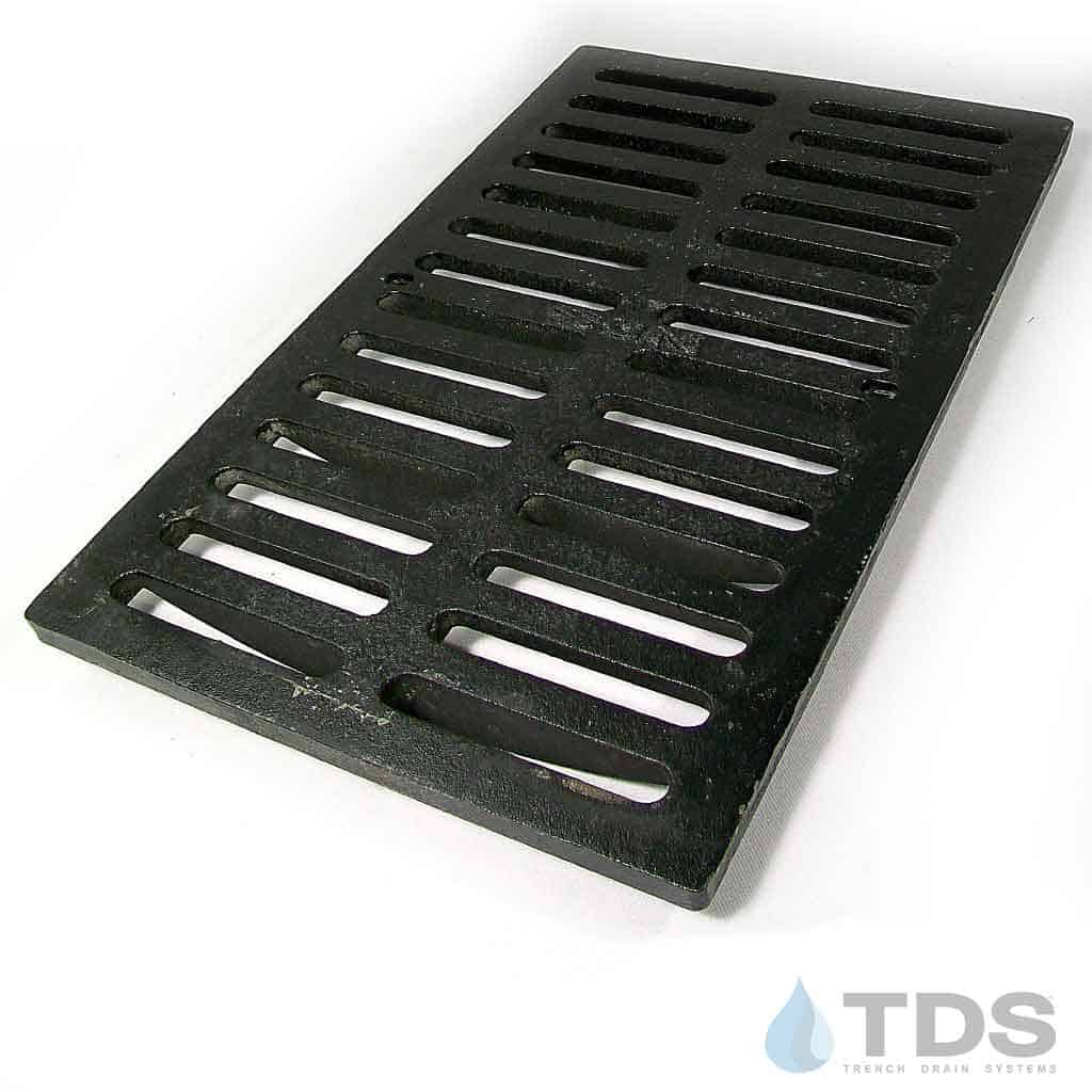 12 X 20 Pro Series Cast Iron Slotted Grate By Nds