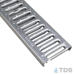 420 ULMA slotted galvanized steel grate