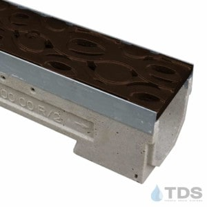 U100K-Janis-boof ironage cast iron grate polymer concrete ulma channel