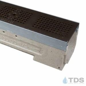 U100K-MissionBay-boof Ironage deco cast iron grate polymer concrete channel galv edge