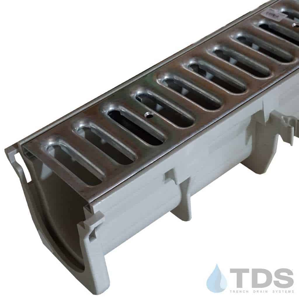 NDS-Dura-Slope-221 galvanized steel grate dura slope channel