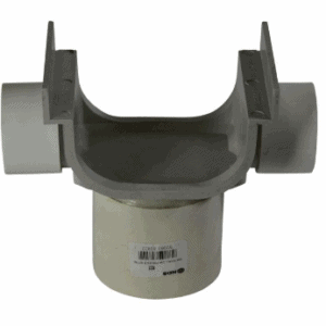 NDS822 pro-series5 shallow profile bottom outlet/side outlet