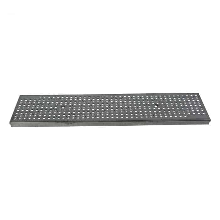 DS-228 galv steel perforated grate
