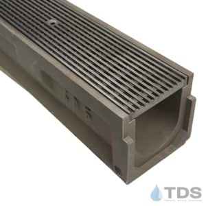 POLYCAST with SS Wedge Wire Grate 0655